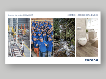 Corona Annual Sustainability Review 2018