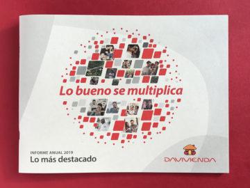 Davivienda Annual Sustainability Review 2019